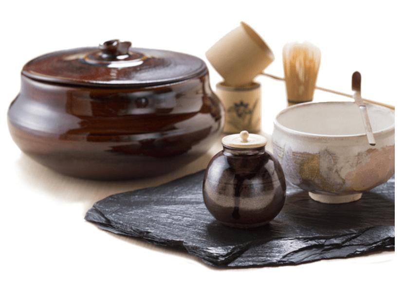 茶道具の例