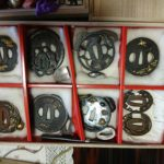 日本刀と鍔のコレクション