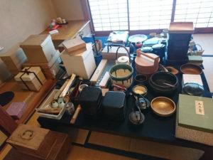 お稽古用茶道具(東京都)